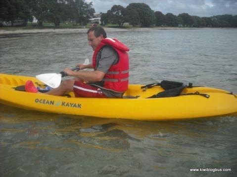 New kayak