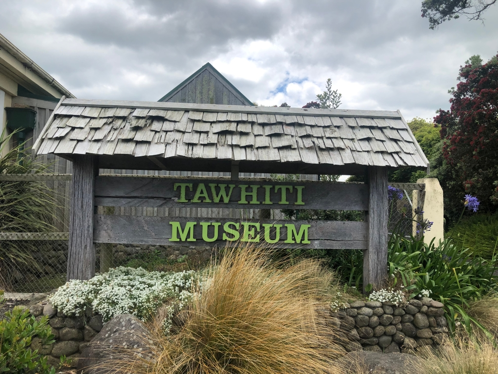 Tawhiti Museum visit by Kiwi Blog Bus